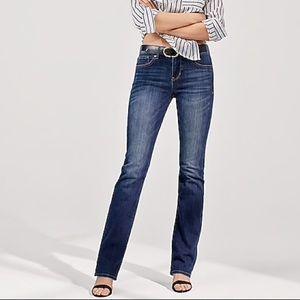 Express Boot Cut Jeans Women's Size: 0